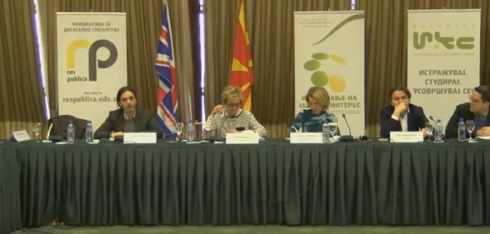 [Видео] Медиумите во Македонија: заштитници на јавноста или заложници на политичките интереси