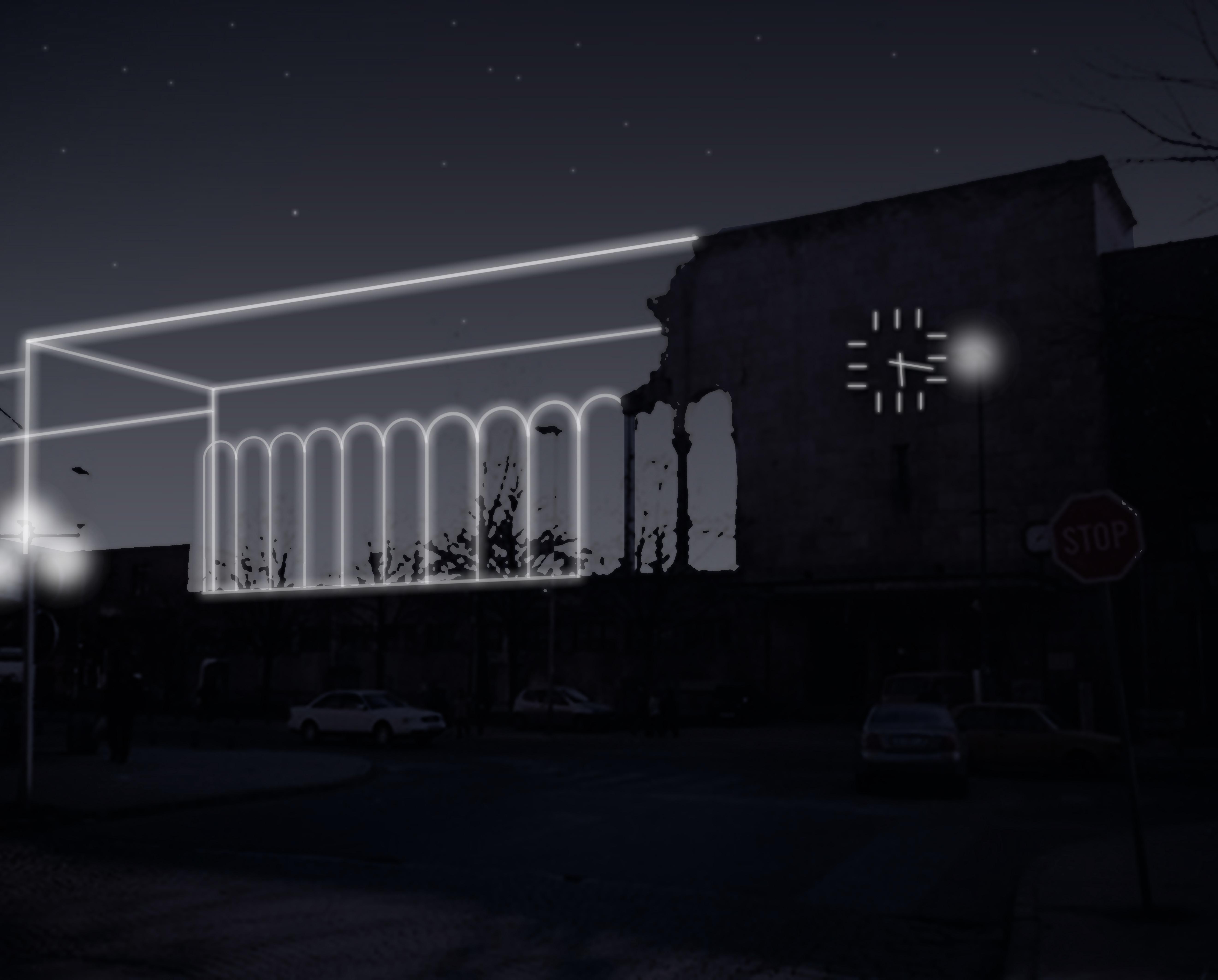 Три студентки од Македонија наградени за најдобар дизајн за светлосна инсталација