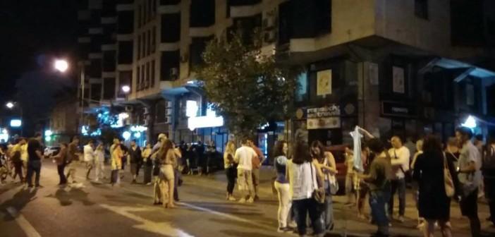 [Видео] Блокадата привршува, претставниците на СПУКМ избегаа, резултатите непознати