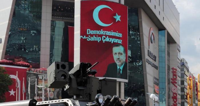 Владата на Турција предложи продолжување на вонредната состојба