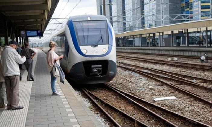 Холандските возови отсега целосно се напојуваат на ветер
