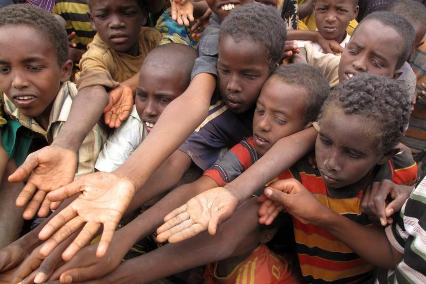 УНИЦЕФ  Над милион деца можат да умрат од глад