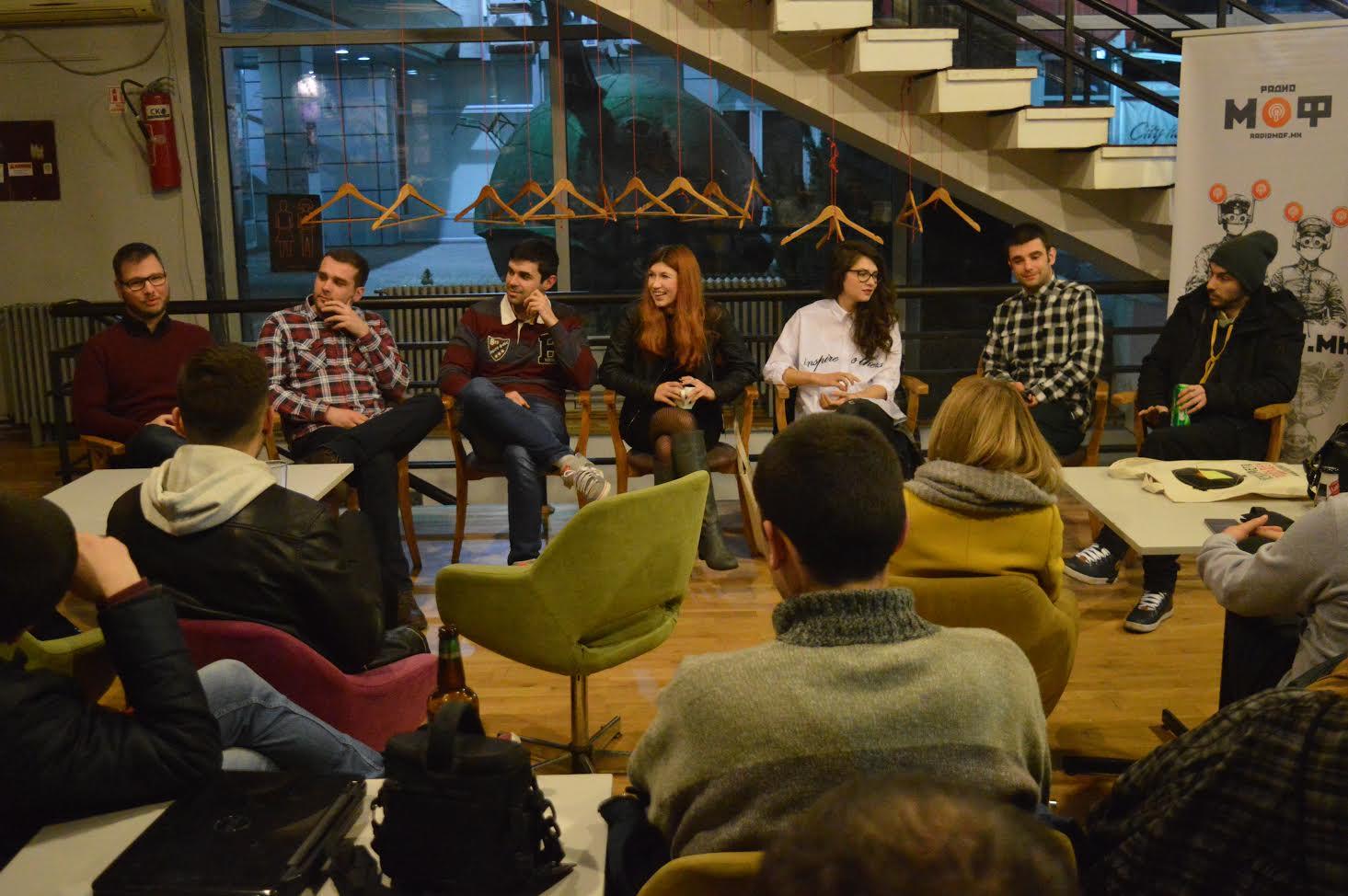 Прва читачка проба  за послободен  похрабар и активистички театар