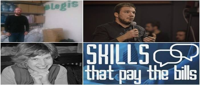 [Аудио] Skills that pay the bills: Невладините организации прават промени во општеството