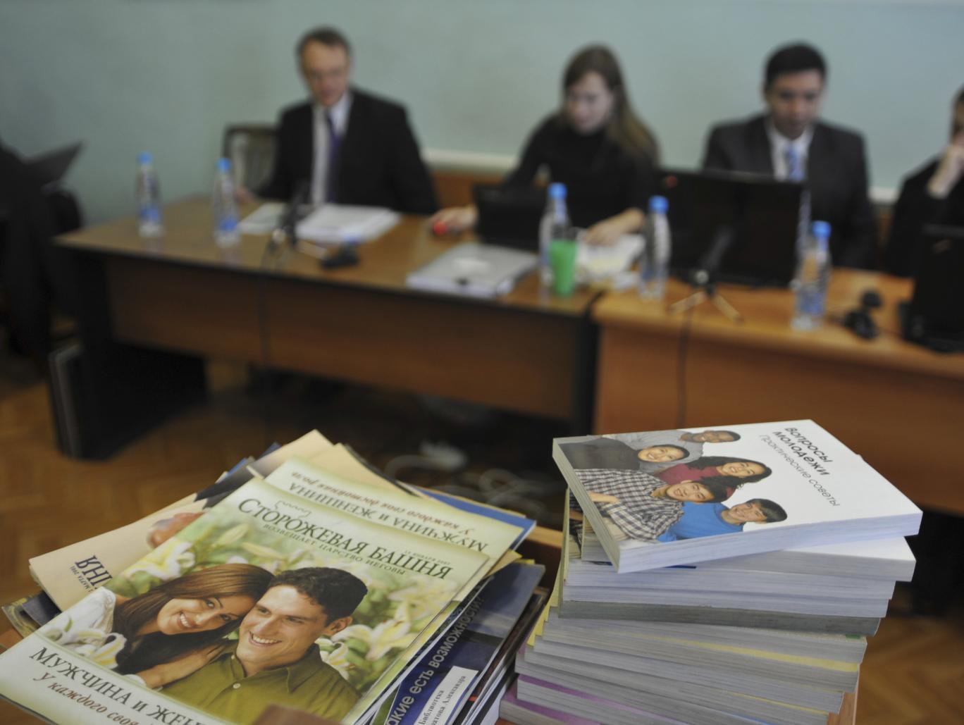 Русија ги забрани Јеховините сведоци и ги прогласи за екстремистичка секта