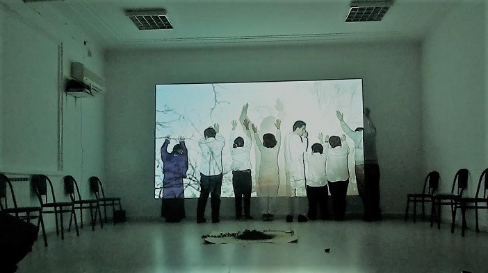 Премиера на  Бакнати од сонцето    театарска претстава подготвена од лица со интелектуална попреченост