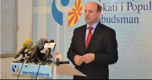 Омбудсман  Поддршката на жртвите од тортура е основа на демократијата