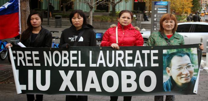 Нобеловецот и дисидент Лју Сјаобо ослободен од затвор