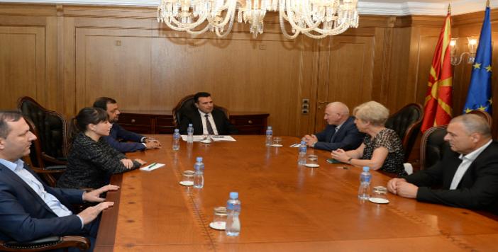 Синдикатот на  Југохром  бара средба со Заев  тврдат дека се под притисок за организирање протести