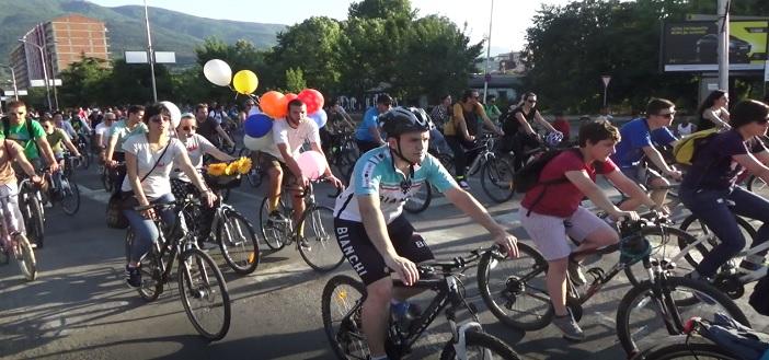 Вела Точкаровска  кандидатка за градоначалничка  Ќе го направам Скопје велосипедски град во еден мандат