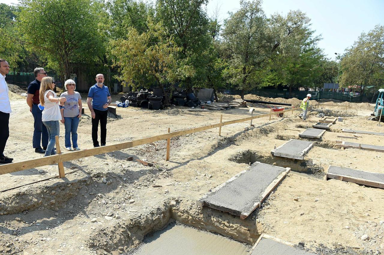 Град Скопје  Новиот Луна парк ќе функционира од почетокот на 2018  а може и порано ако се погоди времето