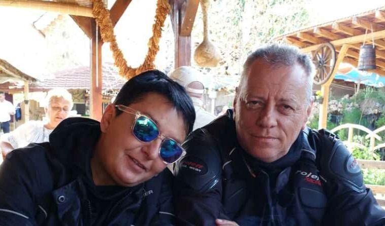 Интервју  Желбата на Силве и Тони да го обиколат светот на мотор и да пренесат прегратки од Македонија