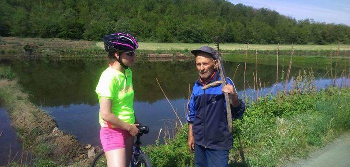 """""""Stay different"""" – филм за подвигот на жената што со велосипед ја обиколи Македонија"""