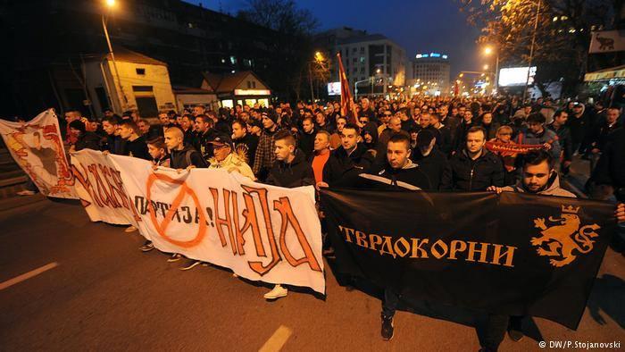 Тврдокорните  утре протестираат пред седиштето на ВМРО ДПМНЕ и Собранието