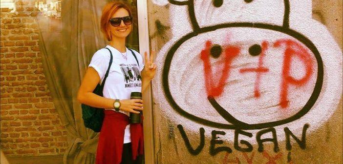 Ива Апостолска – За веганството и љубовта кон животните како начин на живот