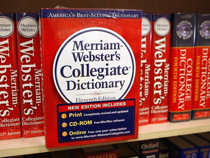 Меријам Вебстер   феминизам  е збор на годината