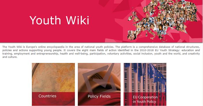 Промовирана  Youth Wiki    младинска онлајн енциклопедија