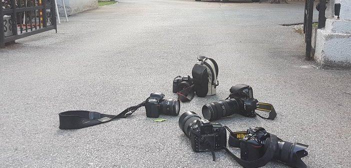 Фоторепортери спречени во работата на лидерската средба, од Владата велат дека било безбедносна проценка
