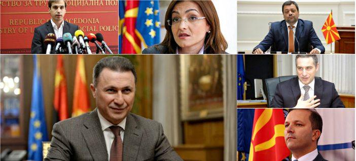 "[Анализа] Македонските функционери ""срамежливи"" во давање оставки и преземање одговорност"
