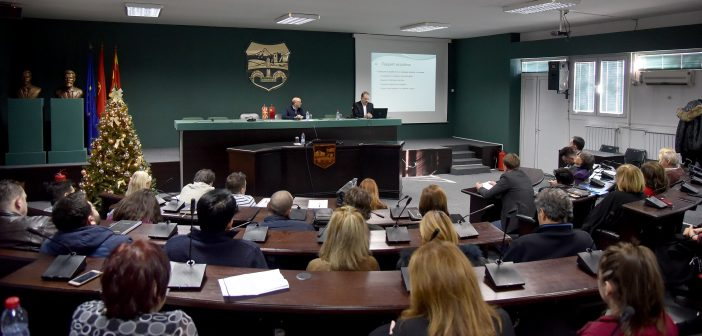 Зелен катастар за Скопје – досега попишани 65.844 дрвја
