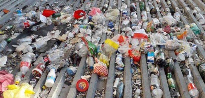 """По сликите во медиуми, исчистено е ѓубрето и од студентскиот """"Кузман Јосифовски-Питу"""""""