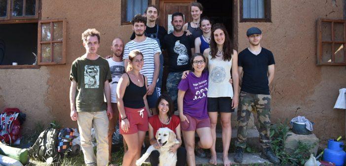 Млади од Шпанија, Франција и Словенија преку низа активности учат за животот во македонските и бугарските села