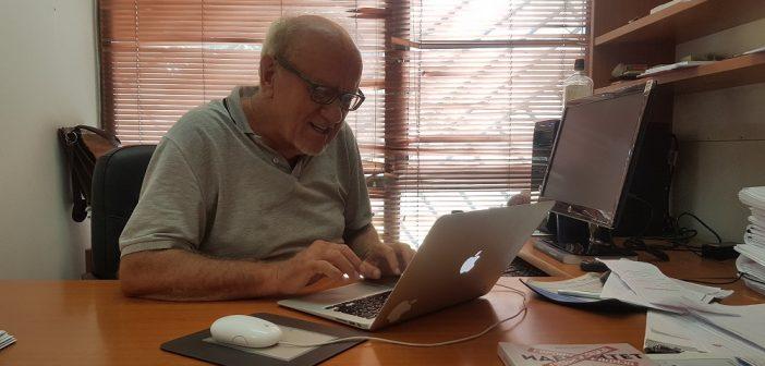 """[Интервју] Професорот кој објавува """"бомби"""" на Фејсбук за корупцијата на УКИМ"""