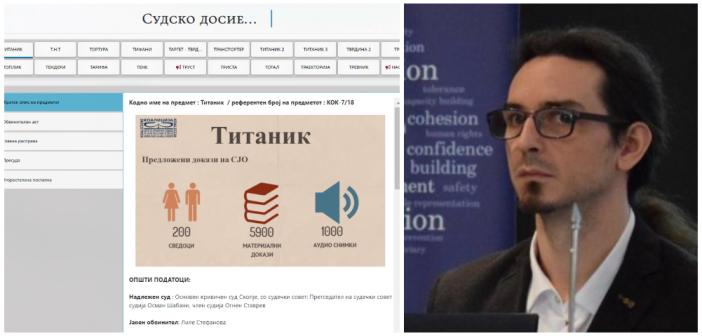 Дарко Аврамовски, КСПС: Падот на СЈО ни укажува на сериозноста на корупцијата