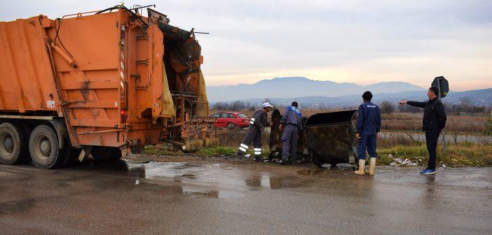 [Репортажа] Прва смена со скопските инспектори