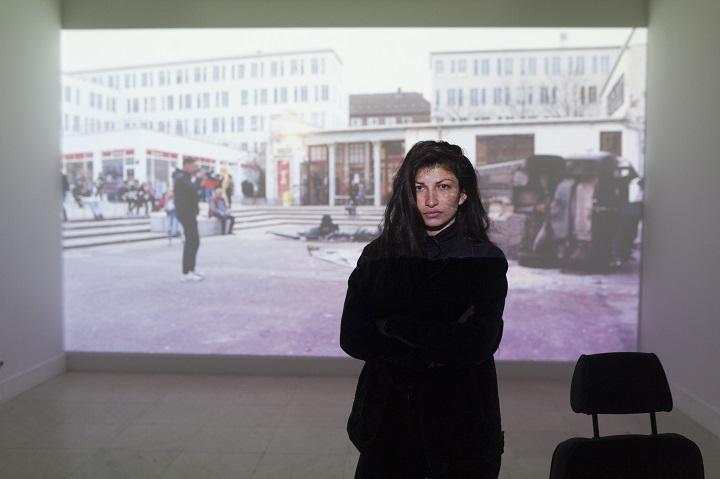"""Со изложбата """"Без простор"""" на уметницата Селма Селман, вечерва се затвора  фестивалот """"Прво па женско"""""""