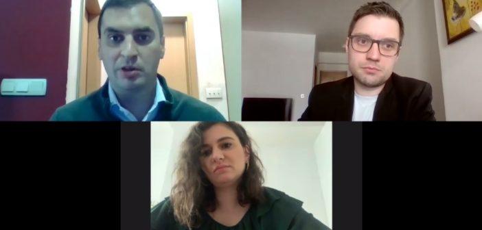 [Видео] Јасно и Гласно: Младите во Собранието – декор или носители на промени?